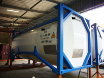 20 Ft Tank Container (CSC approved)