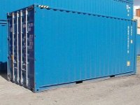 20 Ft High Cube Container (CSC approved)