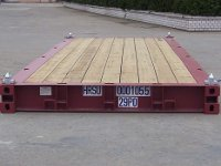 20 Ft Platform Container