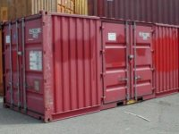 20 Ft Side Doors Container