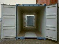 40 Ft Double Door Container