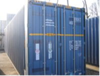 40 Ft High Cube Container (CSC approved)