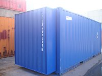 20 Ft Container Storage - Tubes