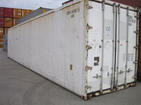 40 Ft Isolated Container